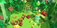 Bird Island Level 16 (Angry Birds Action!)