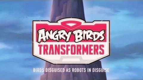 Angry Birds Transformers Cinematic Trailer