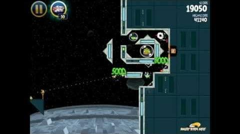 Angry Birds Star Wars 2-31 Death Star 3-Star Walkthrough
