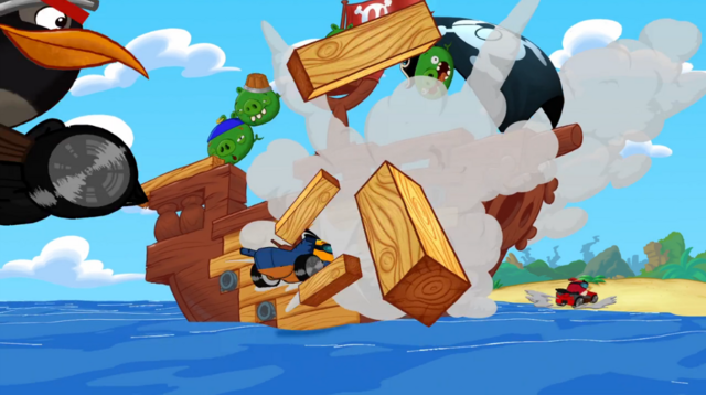 File:ANGRY BIRDS GO ANIMATION PIGGIES SHIP DESTRUCTION.png
