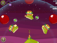 Utopia 4-4 (Angry Birds Space)