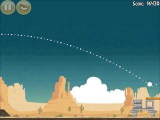 Official Angry Birds Walkthrough Ham 'Em High 13-10