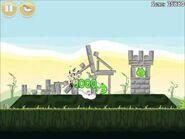 Official Angry Birds Walkthrough Poached Eggs 2-5