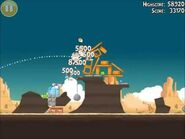 Official Angry Birds Walkthrough Ham 'Em High 12-7
