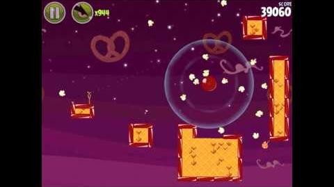 Angry Birds Space Utopia 4-8 Walkthrough 3-Star