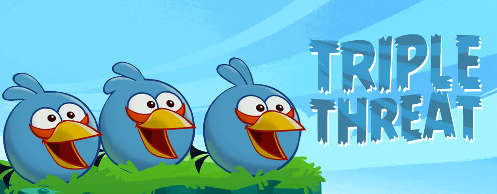 Jay jake and jim angry birds wiki fandom powered by - Angry birds trio ...
