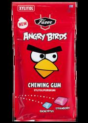FAB chewing gum redbird