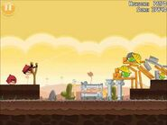 Official Angry Birds Walkthrough The Big Setup 9-13