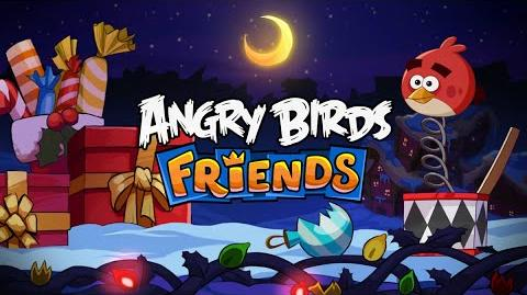 Angry Birds Friends Holiday Oink Tournament!