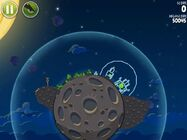 Pig Bang 1-8 (Angry Birds Space)