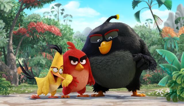 File:Angry Bird Movie Trio.jpg