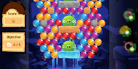 Angry Birds POP! Level 21
