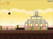 Official Angry Birds Walkthrough Poached Eggs 3-15
