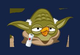 Výsledek obrázku pro yoda bird