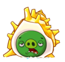 Angry Birds Fight! - Monster Pigs - Tired Super Sazae Pig