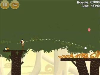 Official Angry Birds Walkthrough Danger Above 6-14