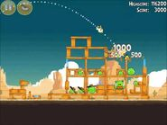 Official Angry Birds Walkthrough Ham 'Em High 14-1