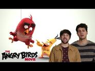 The Angry Birds Movie - Angry Words