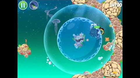 Angry Birds Space Pig Dipper 6-30 Walkthrough 3-Star
