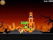 Official Angry Birds Seasons Walkthrough Trick or Treat 1-6