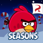 Angry Birds Seasons Square Icon Winter Wonderham 2