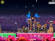 Official Angry Birds Rio Walkthrough Carnival Upheaval 7-6