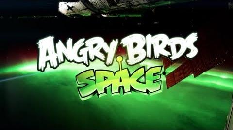 Angry Birds Space NASA announcement