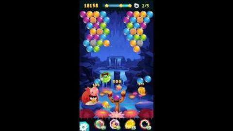 Angry Birds POP! Level 21 Walkthrough