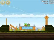 Official Angry Birds Walkthrough Mighty Hoax 4-2