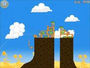 Official Angry Birds Seasons Walkthrough Summer Pignic 1-25