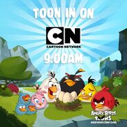 Angry Birds Toons Cartoon Network
