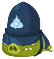 PoliceCorporal Pig