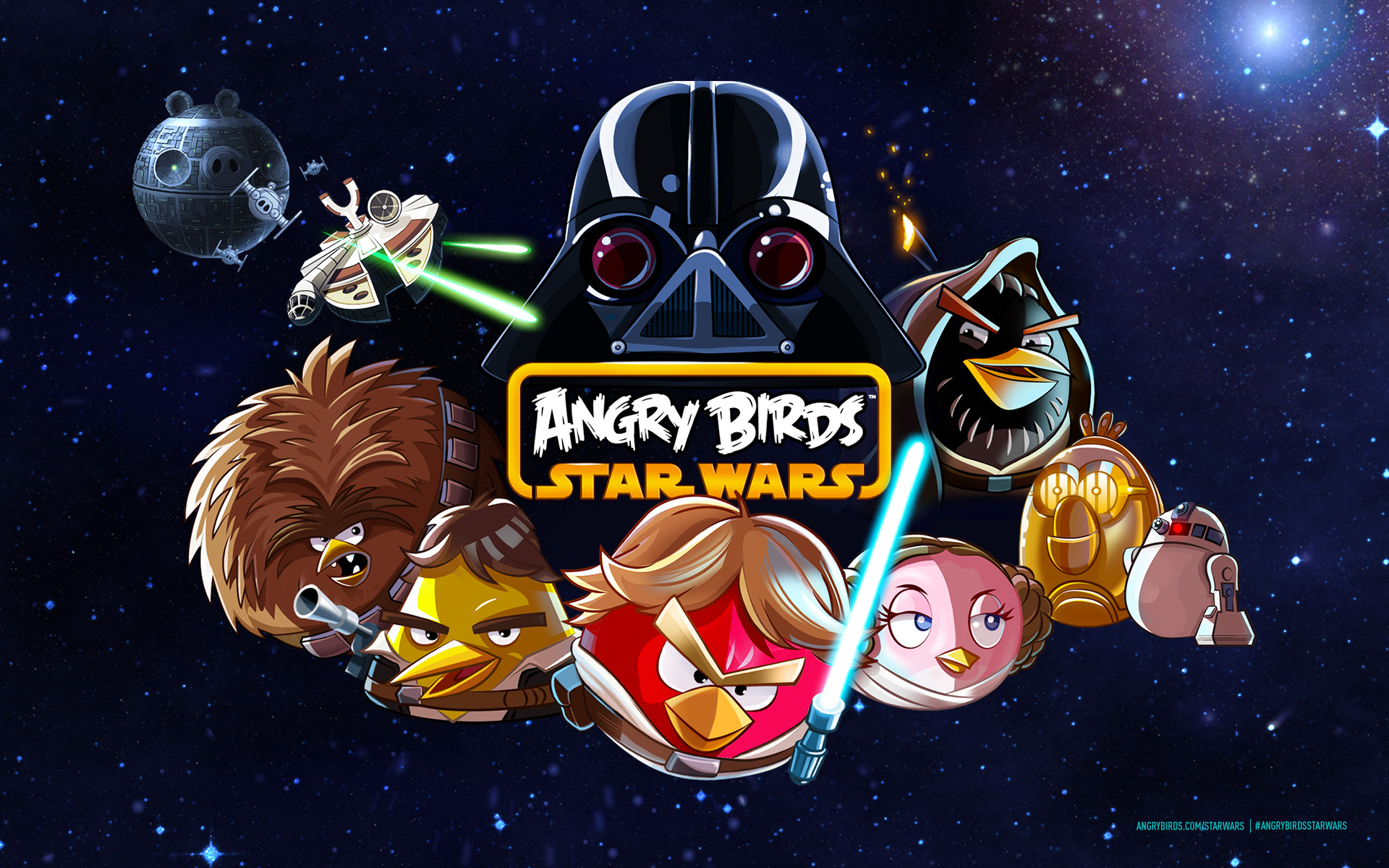 Angry Birds: Angry Birds Star Wars