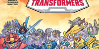 Angry Birds Transformers Issue 4