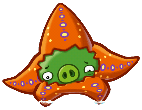File:Angry Birds Fight! - Monster Pigs - Tired Seastar Pig.png
