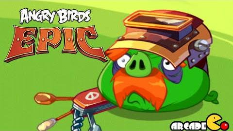 Angry Birds Epic - NEW Event Raiding Party Gameplay!