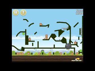 Angry Birds Golden Egg 8 Walkthrough (v3.3