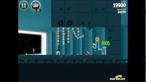 Angry Birds Star Wars 2-27 Death Star 3-Star Walkthrough