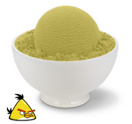 Yellow-ice-cream
