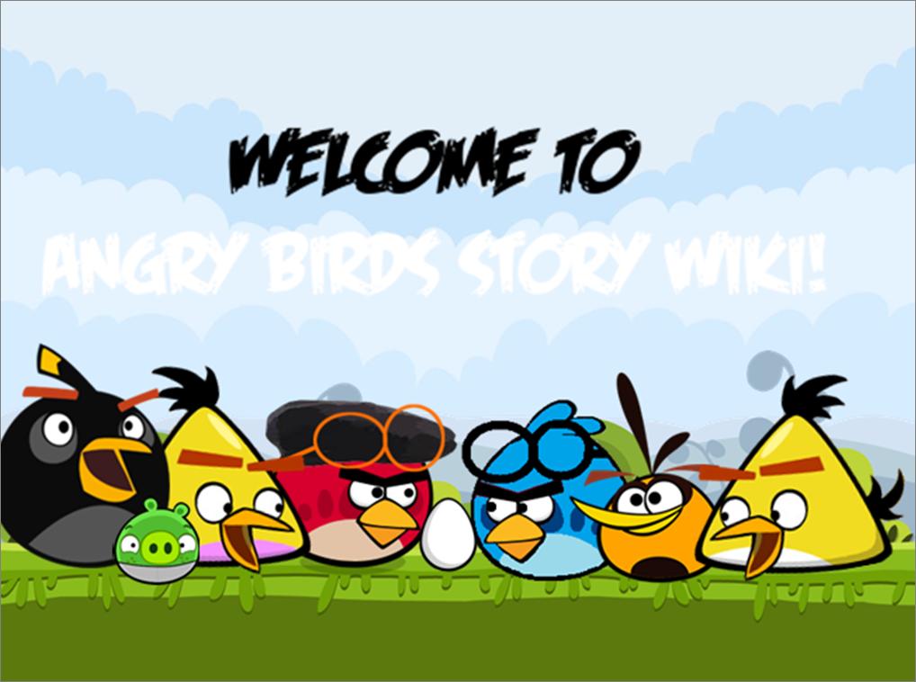 Black Bird Angry Birds Wiki to Angry Birds Story Wiki