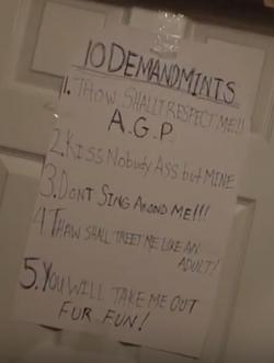 10demandments