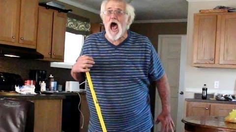 Angry Grandpa Wiki >> Video - Angry Grandpa Gets Robbed! (PRANK)   Angry Grandpa Wiki   FANDOM powered by Wikia