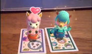 Cyrus Reese AR Love Photos with Animal Crossing