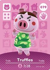 Amiibo 079 Truffles