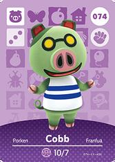 Amiibo 074 Cobb