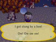 YOW! Bee Sting!