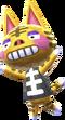 -Tabby - Animal Crossing New Leaf
