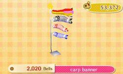 Carp Banner Catalog