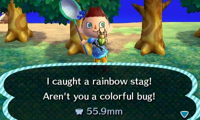 File:Rainbow stag beetle new leaf.JPG