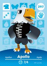 Amiibo 297 Apollo